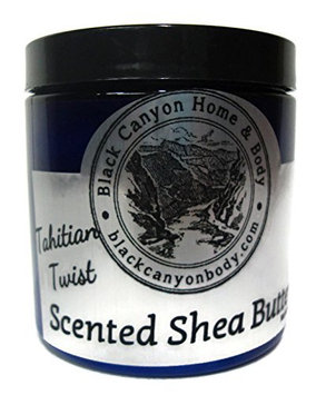 Black Canyon Home and Body Scented Shea Body Butter