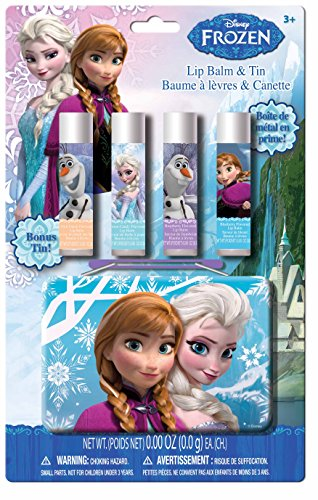 Frozen Lip Balm with Collectible Tin