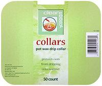 Clean Plus Easy Deluxe Pot Wax Collars