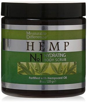 Chrislie Measurable Difference Hemp Body Scrub