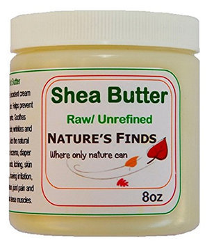 Nature's Finds Shea Butter Natural Organic Skin Care