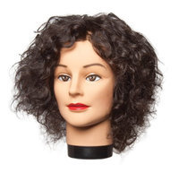 Diane Freida Curly Mannequin Hair