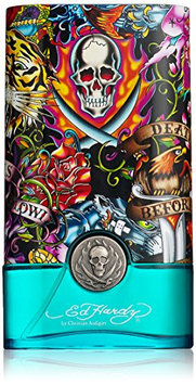 Ed Hardy Hearts & Daggers for Men 3.4 oz EDT Spray