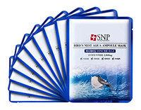 SNP Bird's Nest Aqua Ampoule Mask