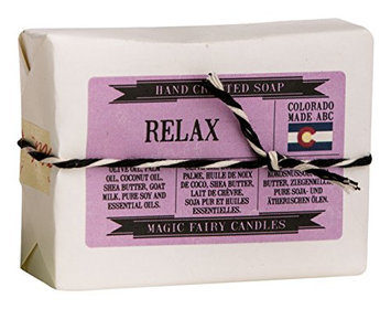 Magic Fairy Candles Relax Goat Milk Soap