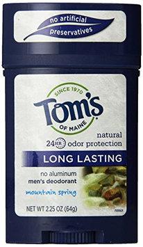 Tom's of Maine 24 Hour Mens Long Lasting Deodorant