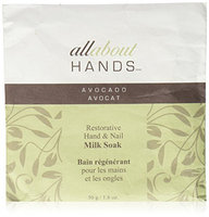 All About Restorative Hand and Nail Manicure Soak