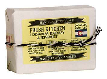 Magic Fairy Candles Fresh Kitchen Goat Milk Soap