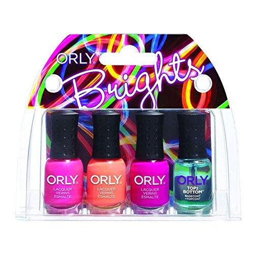Orly Mani Mini Bright 4 Piece Kit