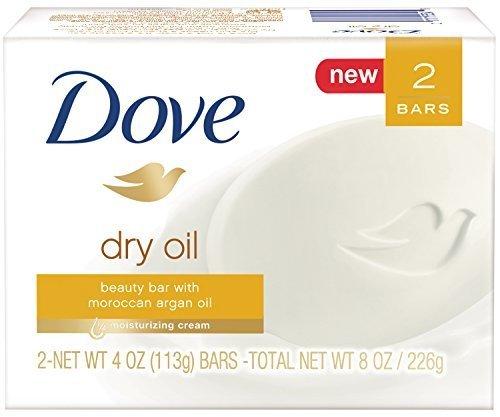 Dove 2 Piece Beauty Bar