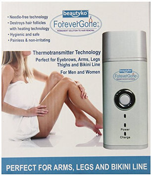 Beautyko BK03615 Forever Gone Plus Hair Remover