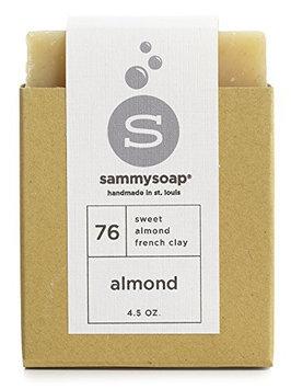 sammysoap Almond All Natural Soap