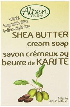 Alpen Secrets Shea Butter Moisturizing Soap