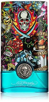 Ed Hardy Hearts and Daggers Eau De Toilette Spray by Christian Audigier