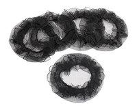 Uxcell 5 Piece Elastic Ponytail Holder Mesh Hair Snood Net