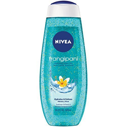 Nivea Body Touch of Frangipani Hydrating Shower Gel