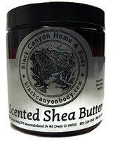 Black Canyon Scented Shea Body Butter 8 Oz (Invigor (Coconut Lime Verbena))