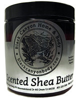 Black Canyon Scented Shea Body Butter (Peppermint Passion)