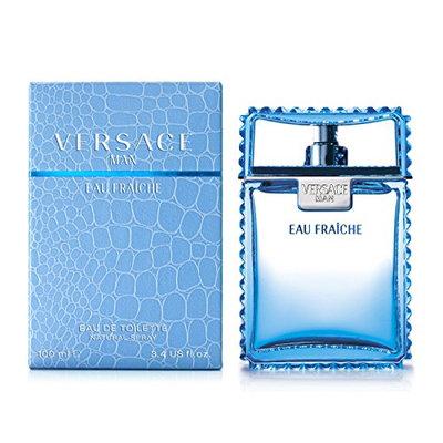 Man Eau Fraiche Eau De Toilette Spray Men by Versace