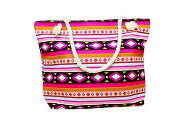 NuPouch Aztec Tote Handbag