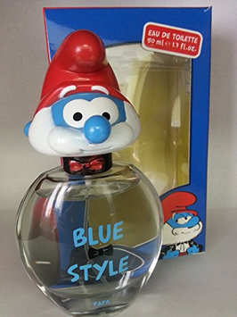 First American Brands Kids Smurfs 3D Papa Perfume