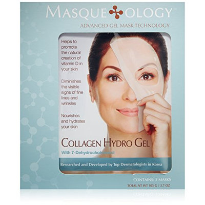 Masqueology Collagen Hydro Gel Mask