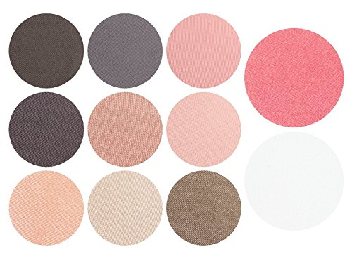 The Soft & Sultry Collection with Crisp White magnetic ittse Palette