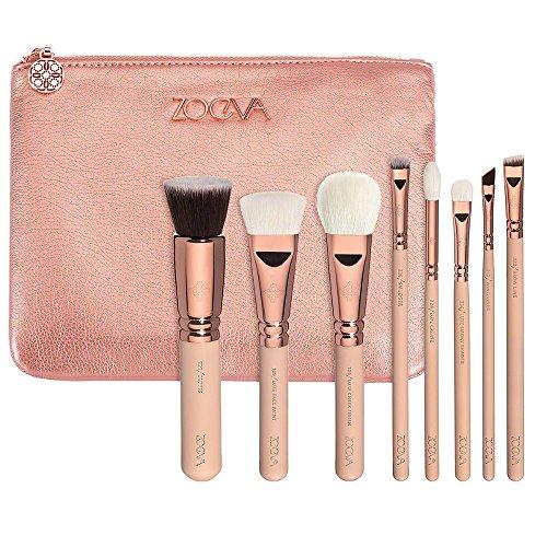 Zoeva brushes for face and eyes Luxury Makeup Brush Set