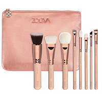 Zoeva brushes for face and eyes Luxury Makeup Brush Set