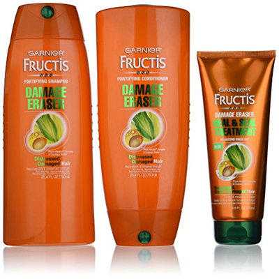 Garnier Hair Care Fructis Damage Eraser Bundle Set
