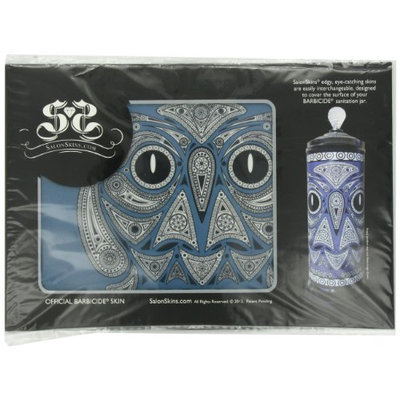Salon Skins Decorative Barbicide Jar Wrap Hooter