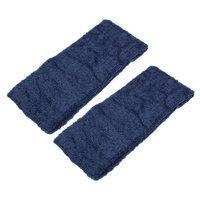 Uxcell 2 Piece Athletic Sport Elastic Headband/Hair Holder