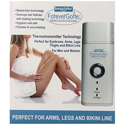 Forever Gone Sivan Basic Thermo Hair Removal Kit