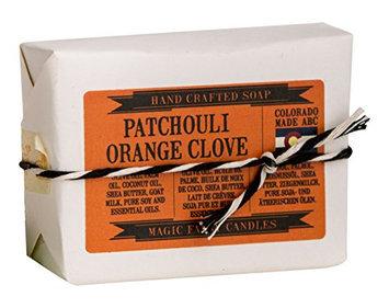Magic Fairy Candles Patchouli Clove Goat Milk Soap