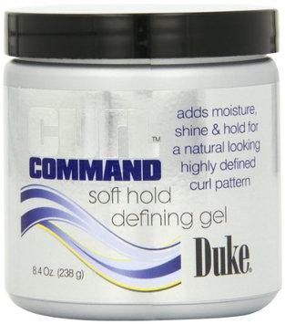 Duke Curl Command Soft Hold Defining Gel