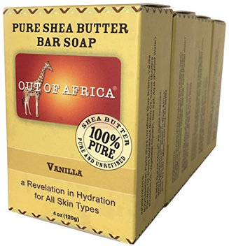 Out of Africa Shea Butter Bar Soap