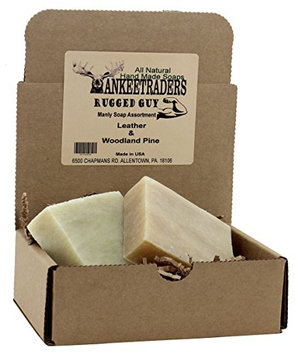 Yankee Traders Brand Rugged Man Soap Assortment Pack