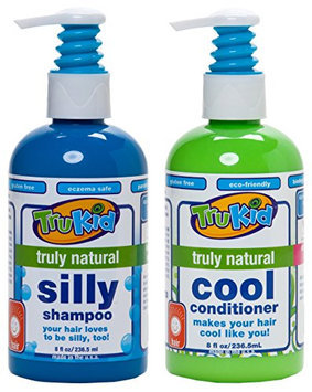 Trukid Silly Shampoo and Cool Conditioner Combo Pack