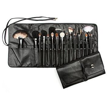 Beauty Pro Series 28 pc Brush Set in Master Case Black