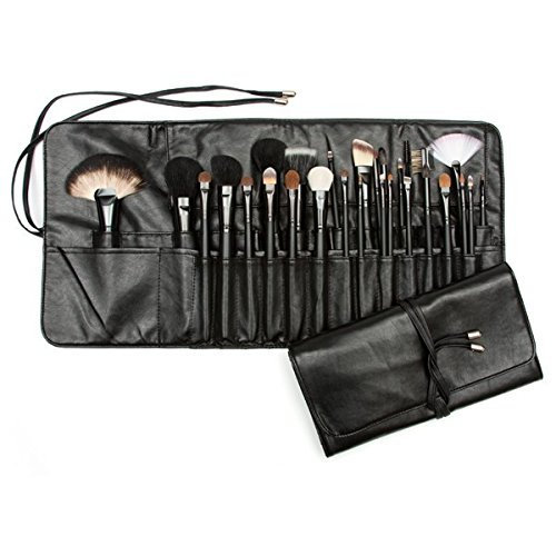 Beauty Pro Series 28 pc Brush Set in Master Case Black