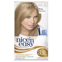 Clairol Nice 'n Easy Permanent Hair Color 9 103 Natural Light Neutral Blonde 1Kit