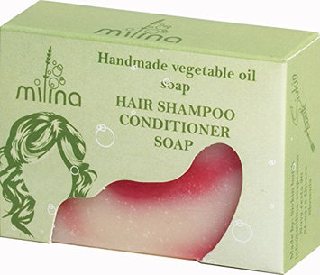 Milina Hair shampoo Conditioning Soap