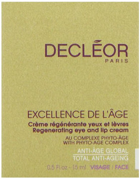 Decleor Excellence De L'age Regenerating Eye and Lip Cream for Unisex