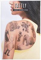 Tattly Temporary Tattoos The Sesame Street Henna Body Paint Set