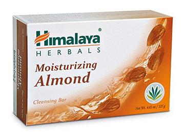 Himalaya Herbal Healthcare Moisturizing Almond Cleansing Bar