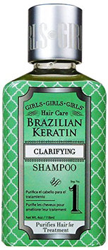 Girls Girls Girls Brazilian Keratin