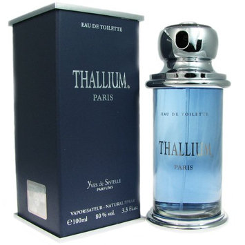 Thallium for Men by Yves De Sistelle 3.3 Ounce EDT SP