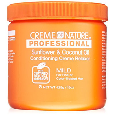 Creme of Nature Professional Sunflower and Coconut Oil Conditioning Relaxer