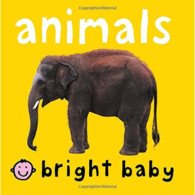 Animals (Board Book) - 1 ct.