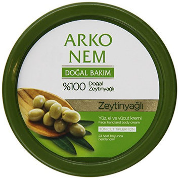 Arko Nem Natural Care Olive Oil Cream